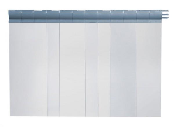PVC Streifenvorhang Selbstmontage