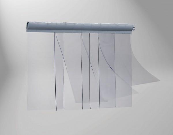 PVC Virenschutz Streifenvorhang Selbstmontage